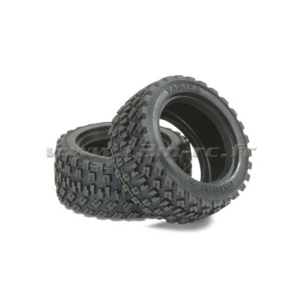 60D Rally Block Tires