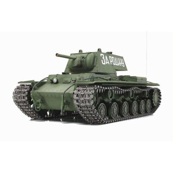 El tanque ruso KV- 1