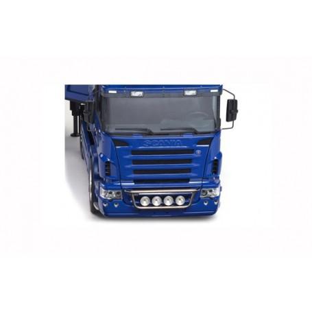 Rampa de acceso parachoques Scania