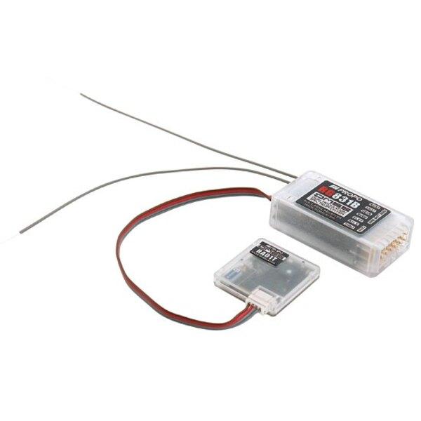 receiver RG831B + RA01T