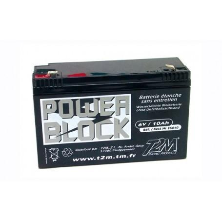 Batterie 6v 12Ah