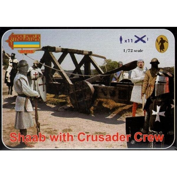 Shaab with Crusader Crew. Crusades