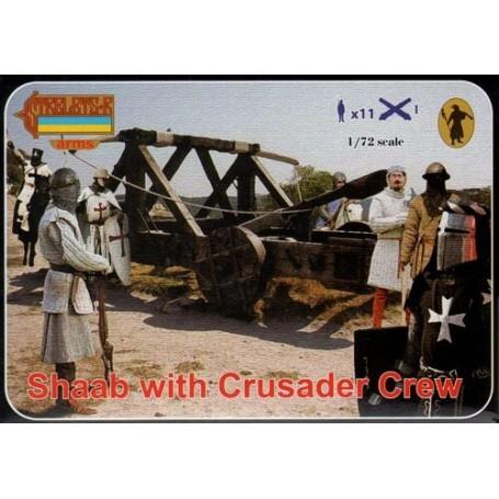 Shaab with Crusader Crew. Crusades