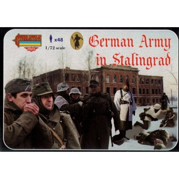 German Army (WWII) in Stalingrad