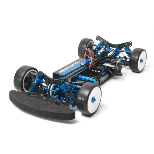 Chassis TRF418