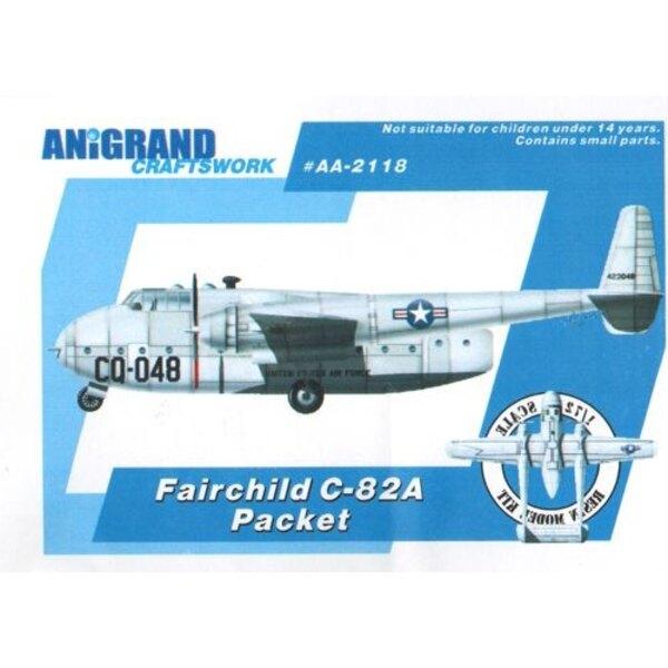 Fairchild C- 82A