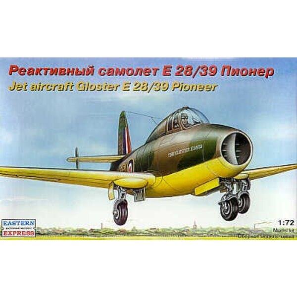 Gloster E28/39