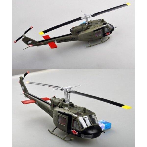 Bell UH -1C - 120o AHC - 3er Pelotón 1969