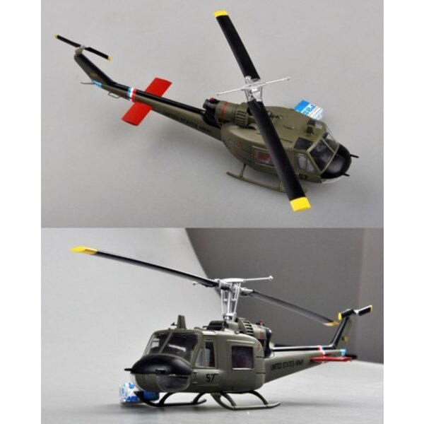 BELL UH- 1C - 57th Aviation company Cougars Phu Cat - October