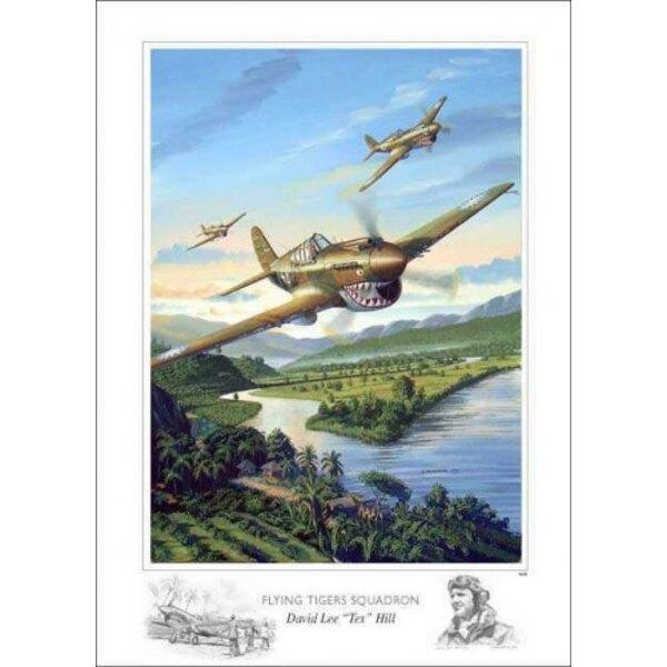 FB - El Flying Tigers - David Lee Hill