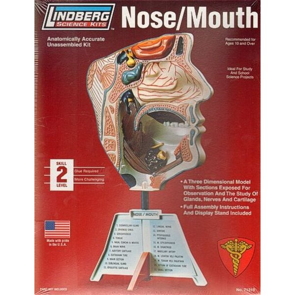 Kit de nariz / boca