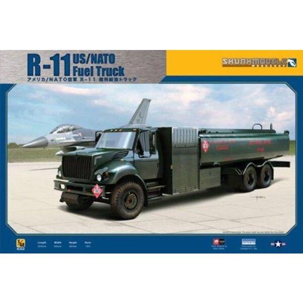 R- 11 de EE.UU. / OTAN camiones de combustible