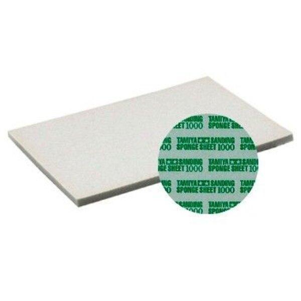 Sanding Sponge Sheet 1000