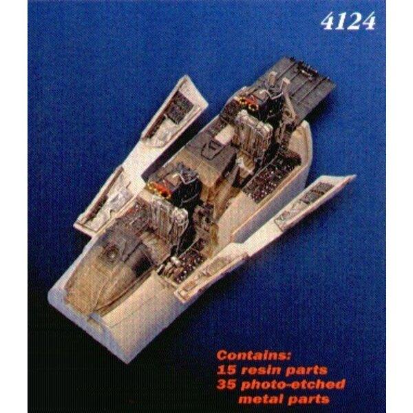 Grumman F-14A Tomcat kit de détail (pour maquettes Hasegawa)