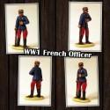 Infanterie française de la 1ère GM 1914 HAT Industrie HAT8148