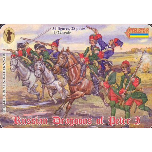 Rusos Dragones Peter 1