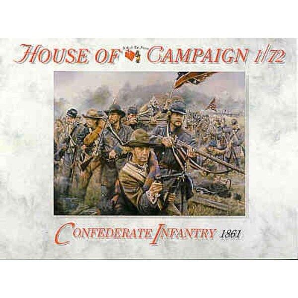 Infantería confederada 172