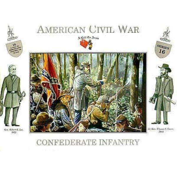 Infantería confederada 132