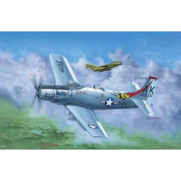 Douglas A-1H AD-6 Skyraider