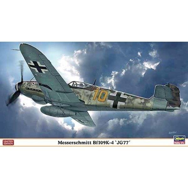 Messerschmitt Bf 109K-4 JG77