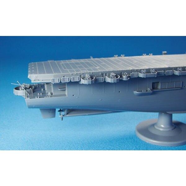 ESCORT CARRIER USS GAMBIER BAY
