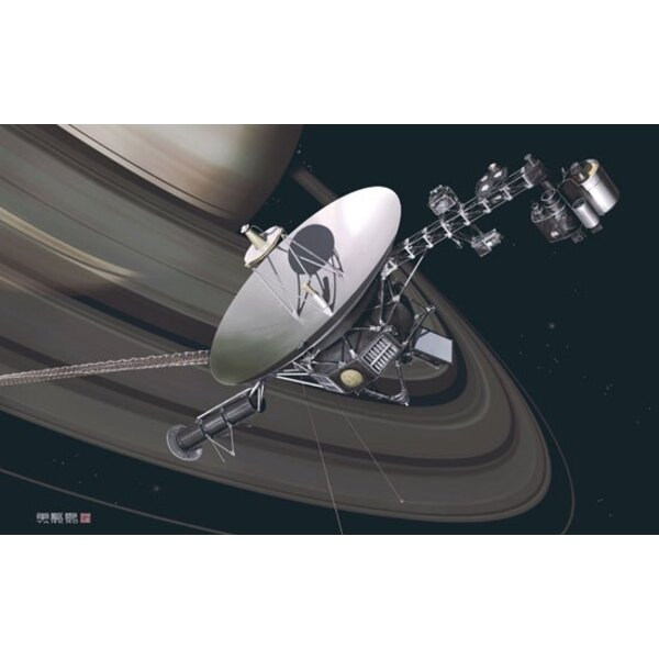 SPACE PROBE VOYAGER