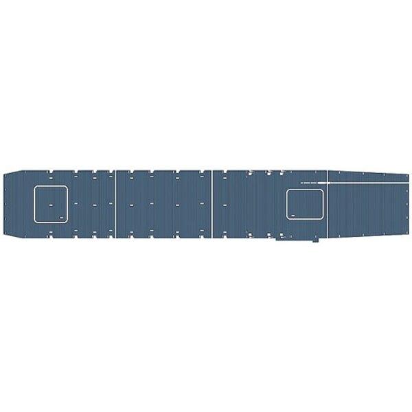 Pont en Bois USS GAMBIER BAY