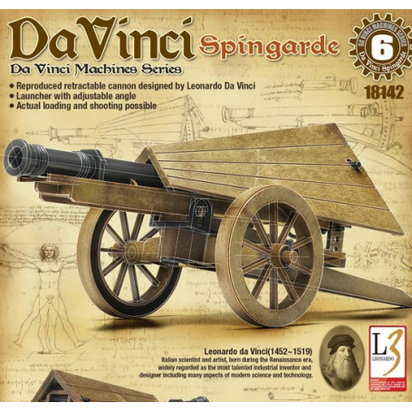 Leonard De Vinci Spin Guard