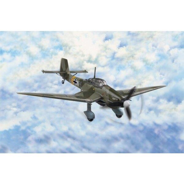Junkers Ju-87D-3 Stuka