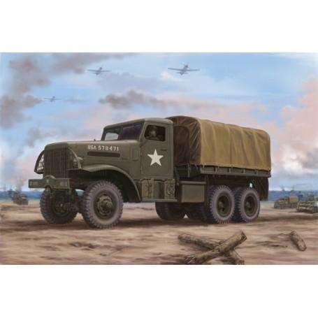 US 666 Cargo Hard Top 1/35