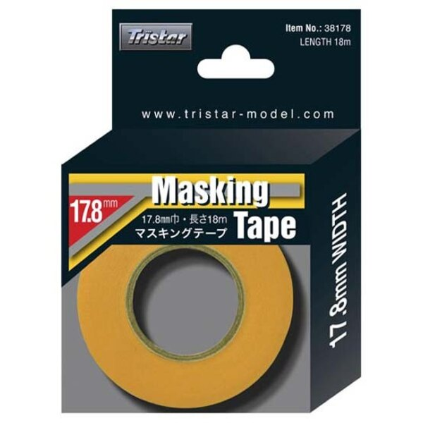 Bande de masquage 17.8 mm 18m