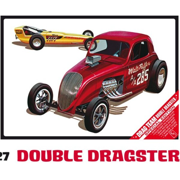 Double Dragster SP. EDI.