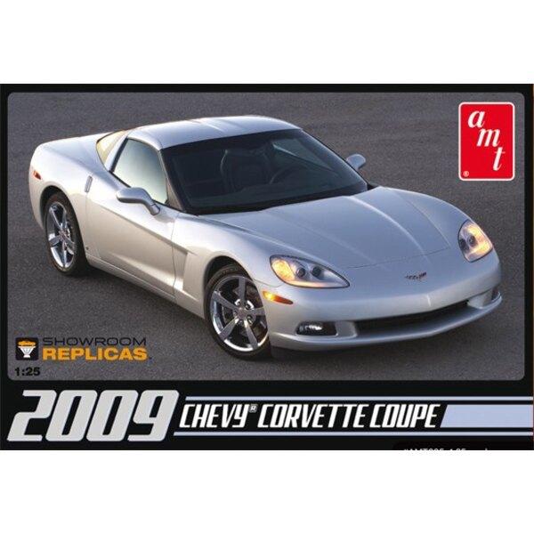 New Corvette Coupe 2009