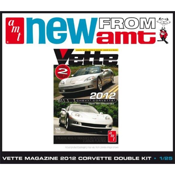 Corvette Coupe&Covertible