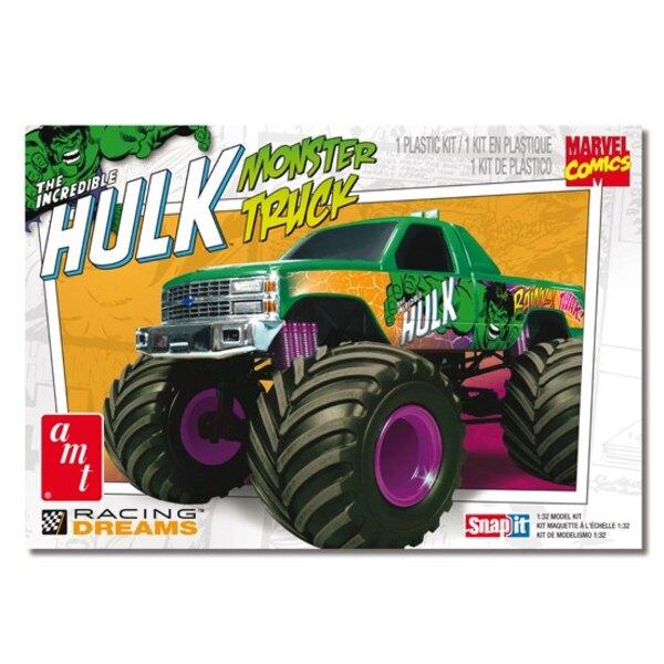 HULK Monster Truck USA 4x4