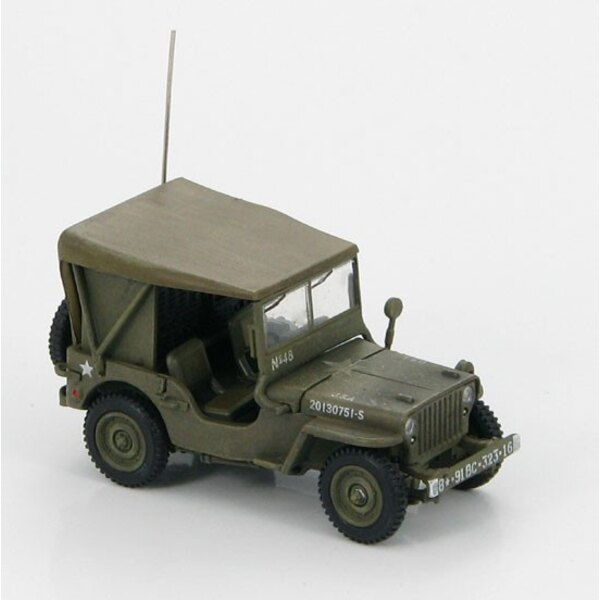 US Jeep radio Jeep 8th