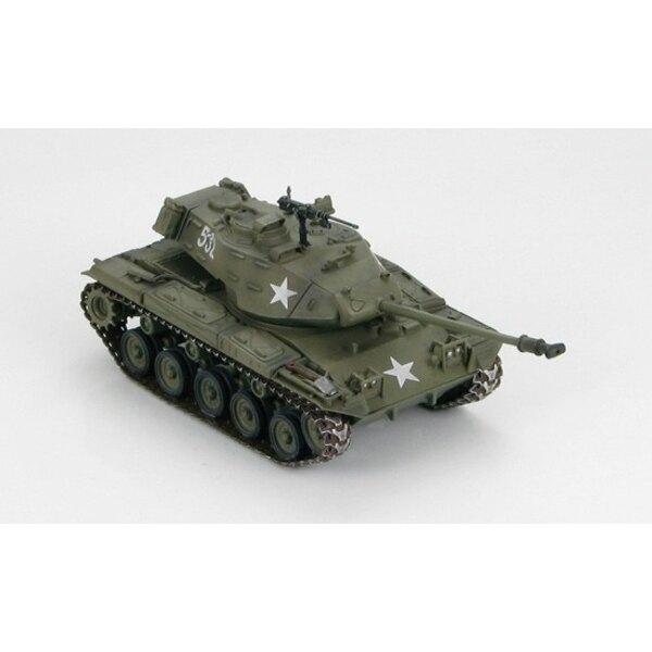 US M41A3 Bulldog