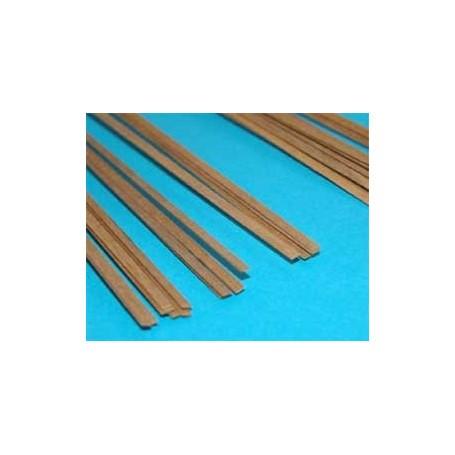 WALNUT STICK 0.5 x 5 x 1000mm