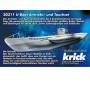 Kit de motorisation U-BOOT de KRICK