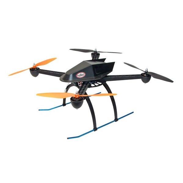 Quadricopter EP ARF + 6V Radio
