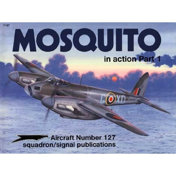 Livre MOSQUITO IN ACTION Part 1