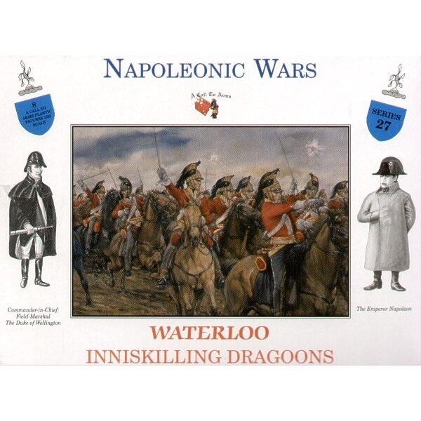 Inniskilling Dragoons Waterloo