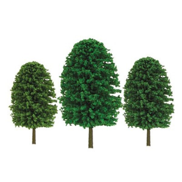 TREES 50 to 75mm - N SCALE