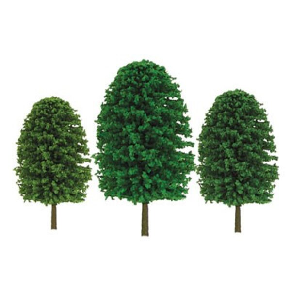 TREES 75 to 100mm - HO SCALE