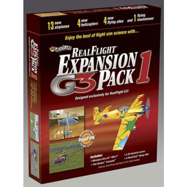 EXPANSION PACK 1