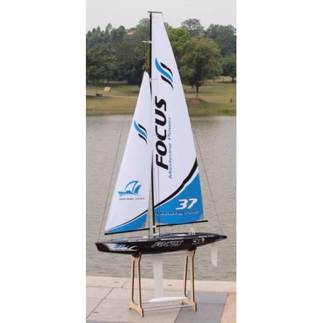 FOCUS Yacht 1m RTS 2.4GHz Blue