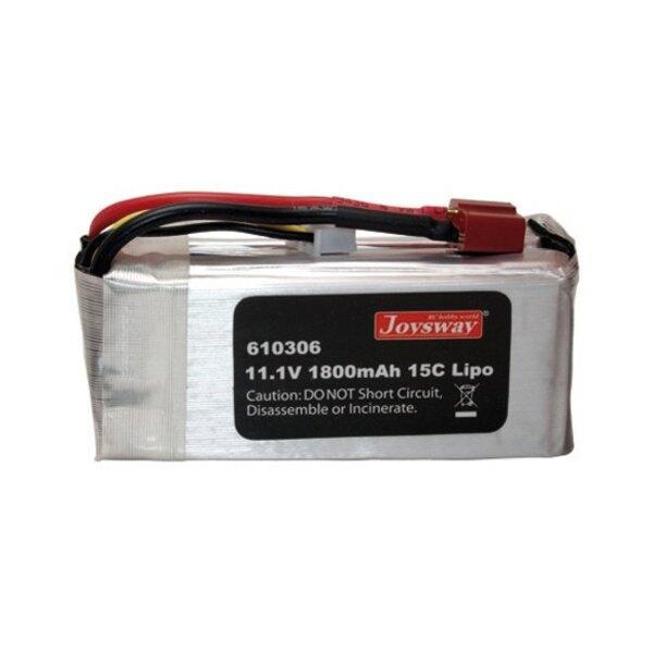 LiPo Battery 11.1V 1800 mA