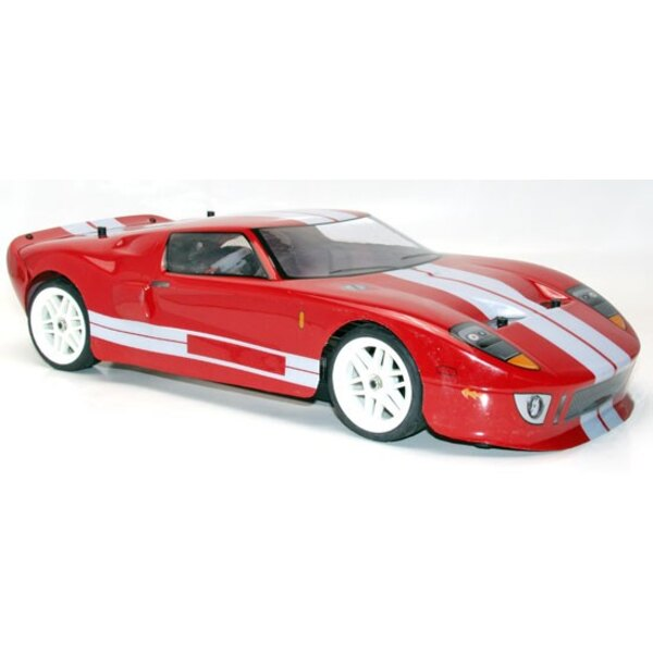 FLASH red EP RTR