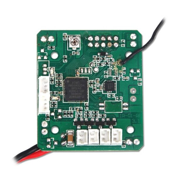 Receiver DS - RX2646H