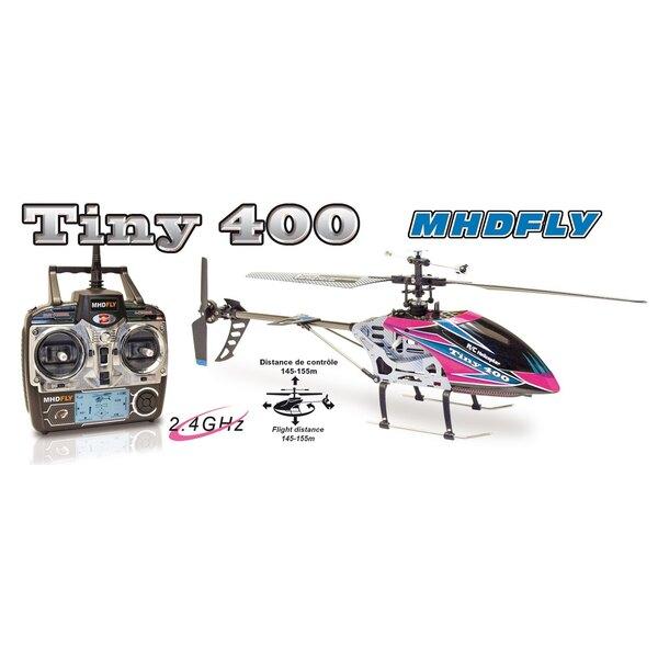 Tiny 400 Rtf Mono Rotor